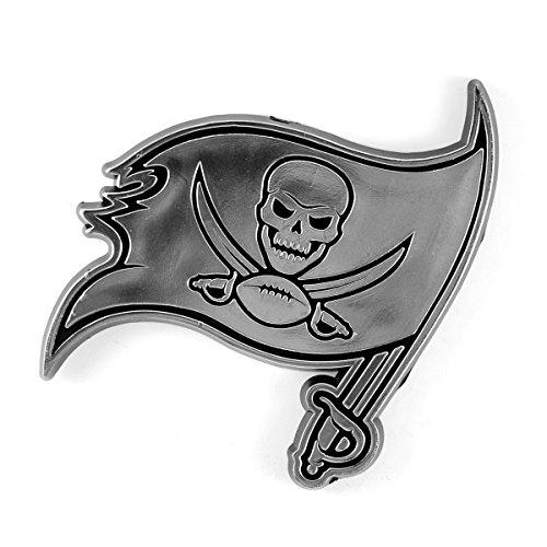 Team ProMark NFL Chrom-Emblem, NF29, grau, 4