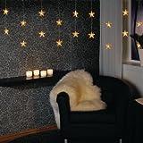 Lichtervorhang Micro 20er Sterne klar 40x180cm Liefermenge = 1