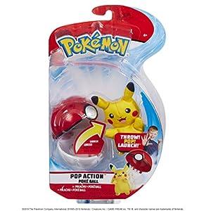 Pokèmon 95081 Pop Action Poke Ball-Pikachu
