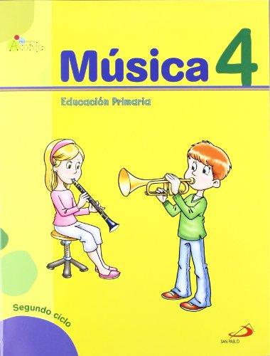 Proyecto Acorde, música, 4 Educación Primaria, 2 ciclo