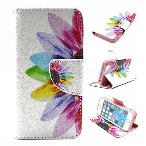 Nutbro [iPhone 5C] iPhone 5C Cases,iPhone 5C Case,Leather Case,Wallet Case,Wallet Leather Case Cover,Flipcase Wallet Carry Leather Skin Cover Case HX-5C-7