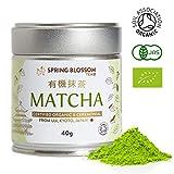 40g Organic Matcha Green Tea Powder Japanese Ceremonial Grade from Uji, Kyoto, First