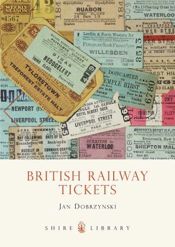 British Railway Tickets (Shire Library)