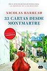33 cartas desde Montmartre par C