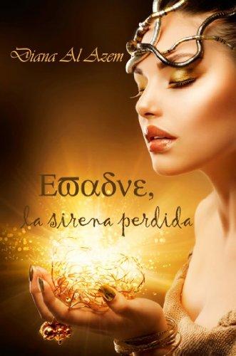 Portada del libro Evadne, la sirena perdida de Diana Al Azem