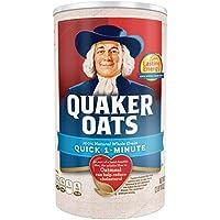 Quaker Oats Quick 1 Minute Oatmeal 42 oz