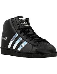 adidas Originals Superstar Up W Damas Zapatos Negro S82934