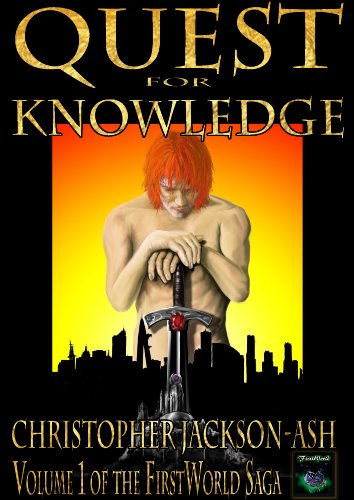 free kindle book Quest for Knowledge (FirstWorld Saga Book 1)