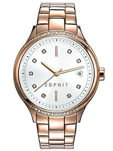 Esprit Damen-Armbanduhr Woman ES108562003 Analog Quarz (Esprit Schmuck Outlet)
