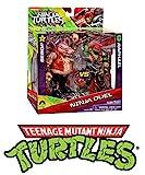 Teenage Mutant Ninja Turtles Toy - Ninja Duel Bebop vs Raphael 5 Inch Action Figure 2 Pack TMNT