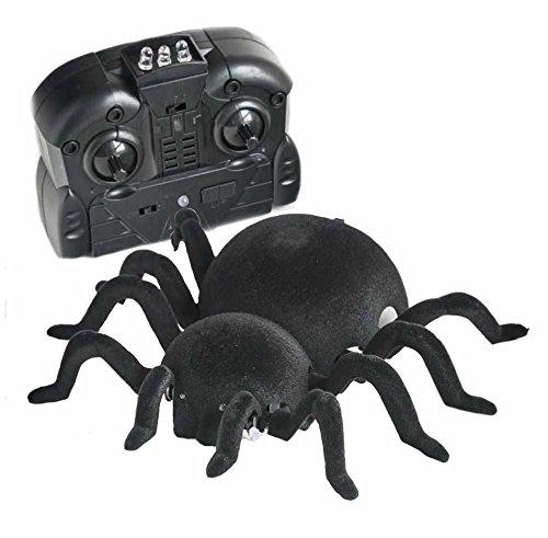 WALL CLIMBING Remote Control Spider Furry Electronic RC Tarantula
