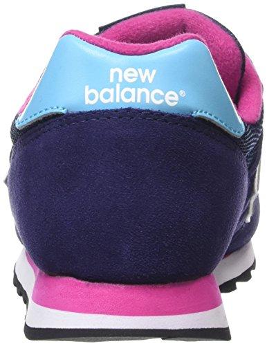 New Balance Ml_wl373v1, Scarpe da Ginnastica Basse Donna Blu (Blue/Turquoise/Pink)