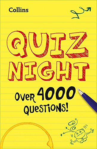 Collins Quiz Night (Quiz Book) por Collins