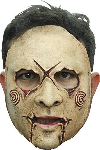 Generique - Halloween Massenmörder-Maske für - Massenmörder Kostüm