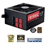 Antec HCG-620M 620W ATX Noir unité d'alimentation d'énergie - Unités d'alimentation d'énergie (620 W, 10, 50 - 60, +12V,+3.3V,+5V,+5Vsb,12V, Actif, 130 W)