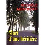 MORT D'UNE HÉRITIÈRE  -  Roman policier  -  (Enquête et suspense) (French Edition)
