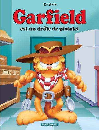 Garfield - tome 23 - Garfield est un drôle de pistolet par Davis Jim