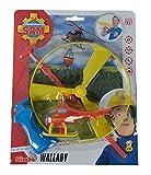 Simba 109252127 - Feuerwehrmann Sam Wallaby Flugspiel Vergleich
