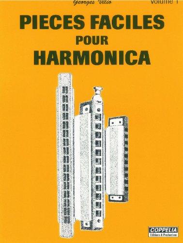 Partition: Harmonica pieces faciles vol. 1