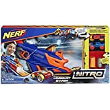 Nerf Nitro Longshot Smash, Multi Color