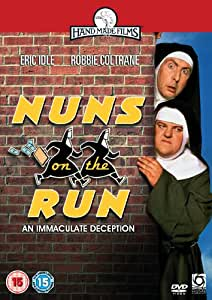 Nuns On The Run [DVD]