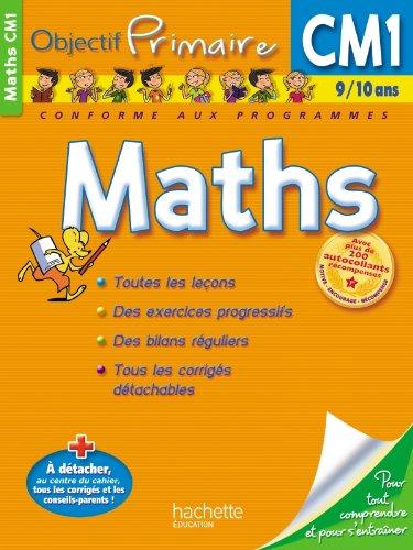OBJECTIF PRIMAIRE - Maths CM1