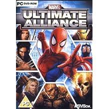 Marvel: Ultimate Alliance (PC DVD) [Importación Inglesa]