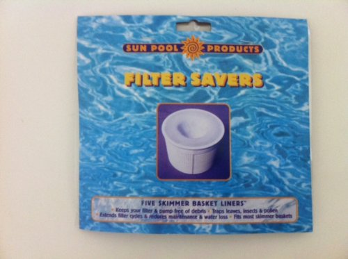 Filter Savers - Pool-filter Saver