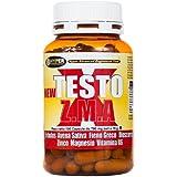 """1 Packung 70 g - 100 Tabletten New TEXT X ZMA ist eine neue Formel auf der Grundlage - Tribulus terrestris (titriert protodioscin) - Avena Sativa - Hay griechisch - Dioscorrea - Zink - Magnesium - Vitamin B6 ist ein natürliches Stimulans von Testosteron und eine Ergänzung zu """"erhöhter Muskeltonus und der Anteil der fettfreien Körpermasse Ziel Bodybuilding"""