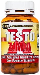 Förderung der natürlichen Testosteron, trägt zur Steigerung der fettfreien Körpermasse und Abnahme der Fettmasse 1 Packung 70 g - 100 Tabletten New TEXT X ZMA ist eine neue Formel auf der Grundlage - Tribulus terrestris (titriert protodioscin) - Avena Sat hier kaufen