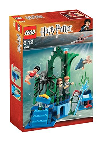 Click for larger image of LEGO Harry Potter 4762: Rescue from Merpeople