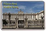 Spain/Palacio Real Madrid/fridge magnet..!!! - Kühlschrankmagnet