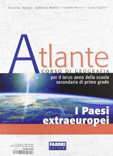 Atlante. Mondo generale. Stati extraeuropei. Portfolio: 3