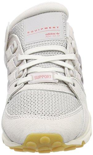 adidas EQT Support RF W, Scarpe da Ginnastica Donna Grigio (Grey One F17/Grey One F17/Bold Orange)