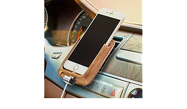 7b5c8b58c4db1e Berrolia No. 1 - Car mount - air vent cradle - with charging - for iPhone 6  and 6s, Buffalo: Amazon.co.uk: Electronics