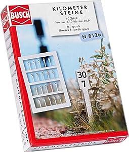 Busch - Señal de modelismo ferroviario (BUE8126)