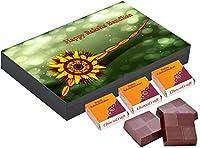 ChocoCraft Raksha Bandhan Gifts Ideas 12 Chocolate Box