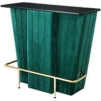 Comparador de precios Casa-Padrino Mueble Bar de Lujo 120 x 48 x H. 104,5 cm - Muebles del Hotel - precios baratos