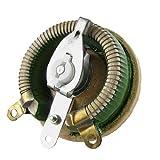 DealMux a11111000ux0042 100W 5 Ohm Keramik Drahtpotentiometer Variable Resistor