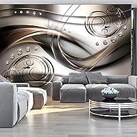 Vlies Fototapete 400x280 cm - 3 Farben zur Auswahl - Top - Tapete - Wandbilder XXL - Wandbild - Bild - Fototapeten - Tapeten - Wandtapete - Wand - Abstrakt Ornament a-A-0059-a-b