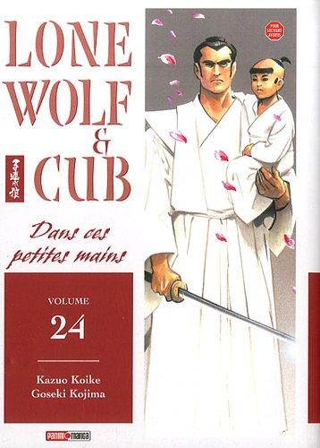 Lone wolf & cub Vol.24 par KOIKE Kazuo