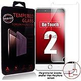 Ycloud Protector de Pantalla para Ulefone Be Touch 2 / Be Touch 3 Cristal Vidrio Templado Premium [9H Dureza][Alta Definicion]