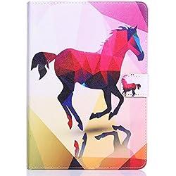 """KATUMO® [Universel Tablette 10 Pouces Etui Protection Flip Case Cover Pochette pour Tablette Artizlee ATL-21/Plus 10"""",Tablette Archos 101E Neon 10.1"""" Coque"""