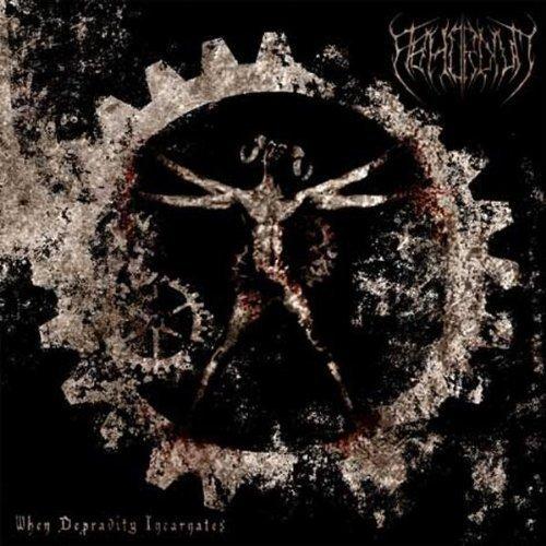 Abhordium: When Depravity Incarnates (Audio CD)