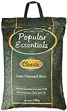 #2: Popular Essentials Classic Sona Masouri Rice, 10kg