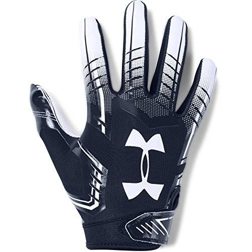 F6 Youth Football Handschuhe, Jungen, 1304695, Midnight Navy/White, Youth S ()