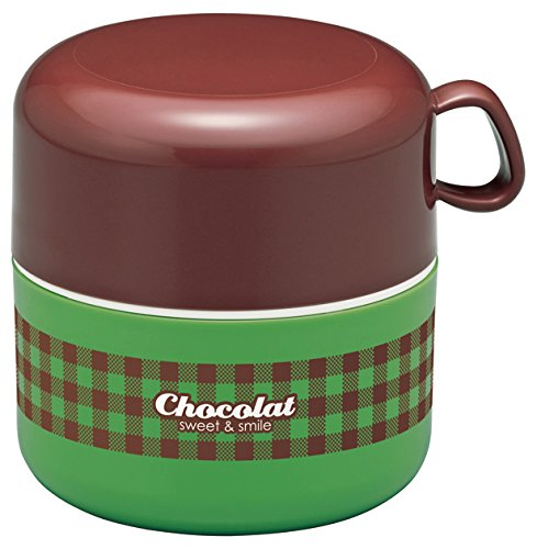 Chocolat tasse déjeuner vert 667722