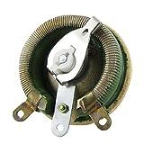 DealMux 100W 20 Ohm Keramik Drahtpotentiometer einstellbarer Widerstand