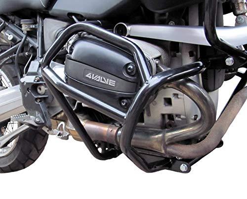 Paramotore HEED R 1100 GS (1995-1999) / R 850 GS (1996-2001) - Bunker, nero