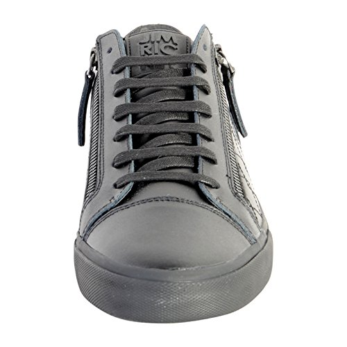 Jim Rickey Chaussure Zed Black Mono Noir
